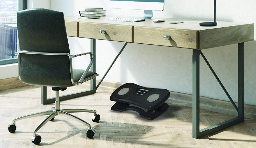 meilleur repose-pied de bureau ergonomique